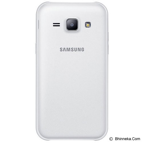 SAMSUNG Galaxy J1 [SM-J100H] - White (Merchant) - Smart Phone Android